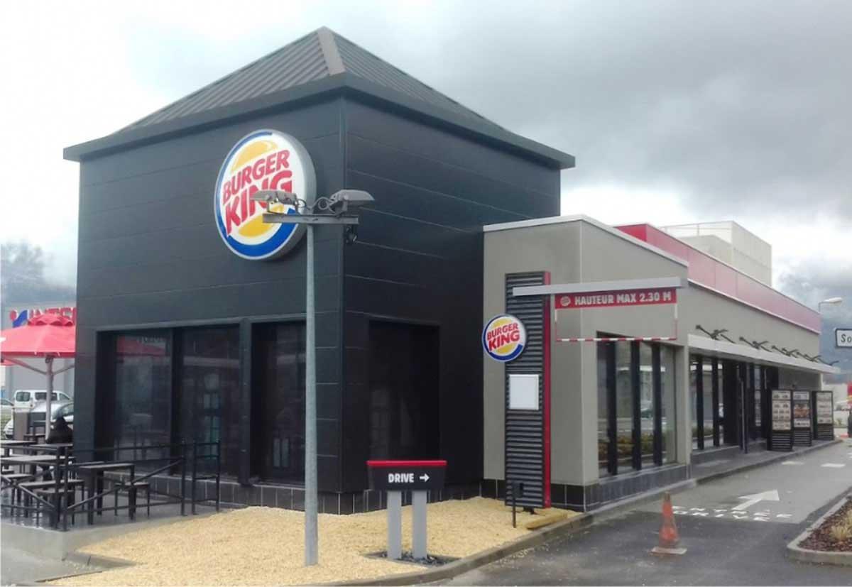 Burger King Γαλλία