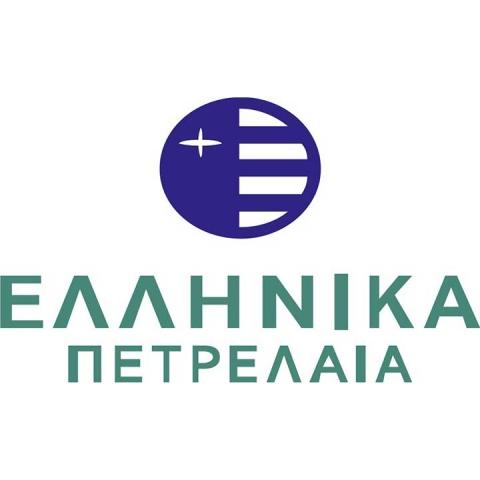 EΛΛHNIKA-ΠΕΤΡΕΛΑΙΑ Logo
