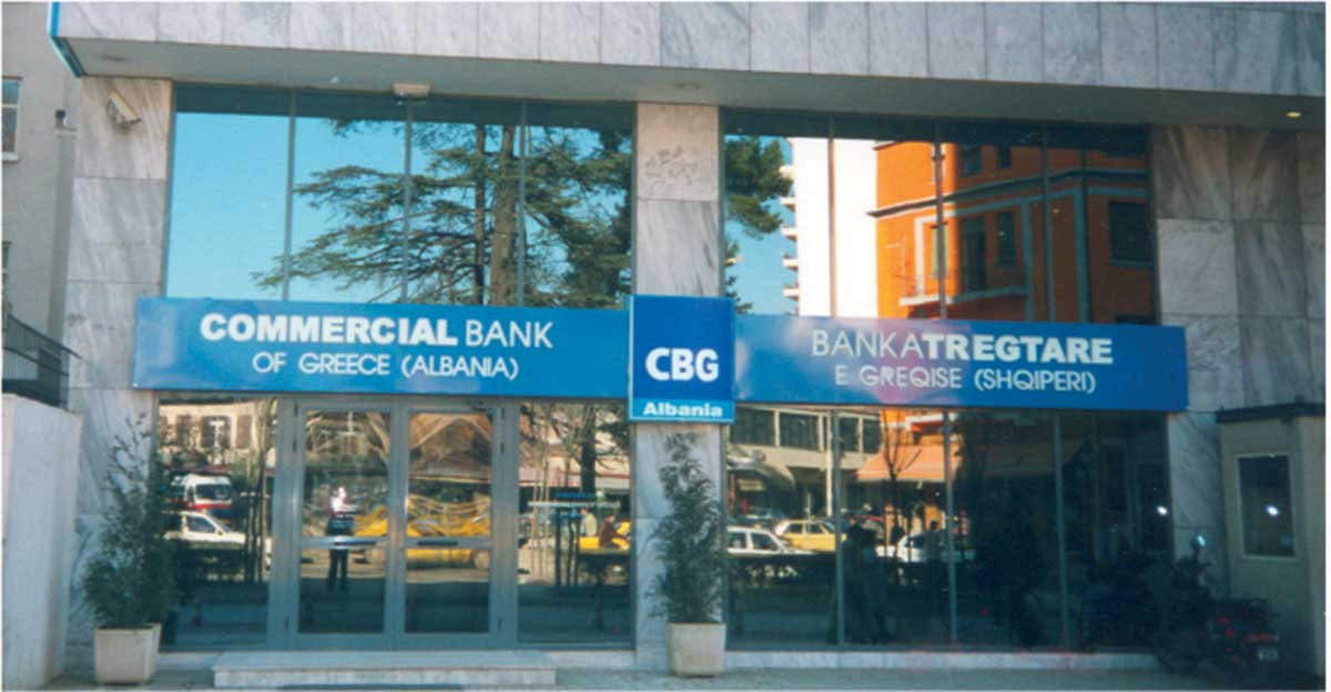 Commercial Bank Albania
