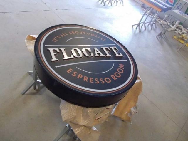 Σήμανση Flocafe
